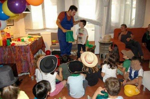 Magos infantiles Barcelona