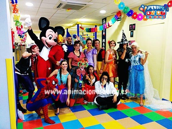 Animacion infantil en barcelona para fiestas for Fiestas tematicas bcn