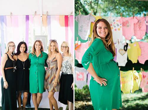 Baby Shower Barcelona