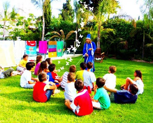 Fiestas infantiles Barcelona magos