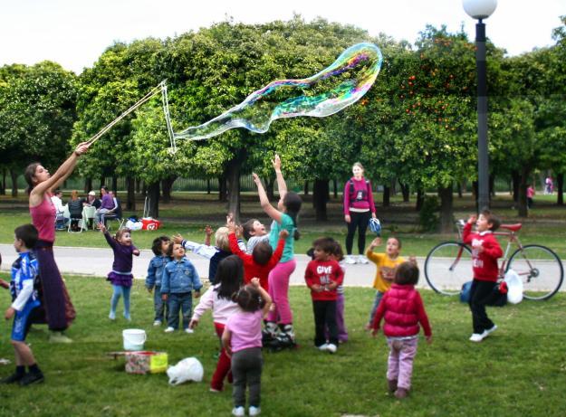 Ideas para fiestas infantiles divertir a los nios de forma dinmica