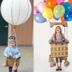 Disfraces originales cumpleaños infantiles