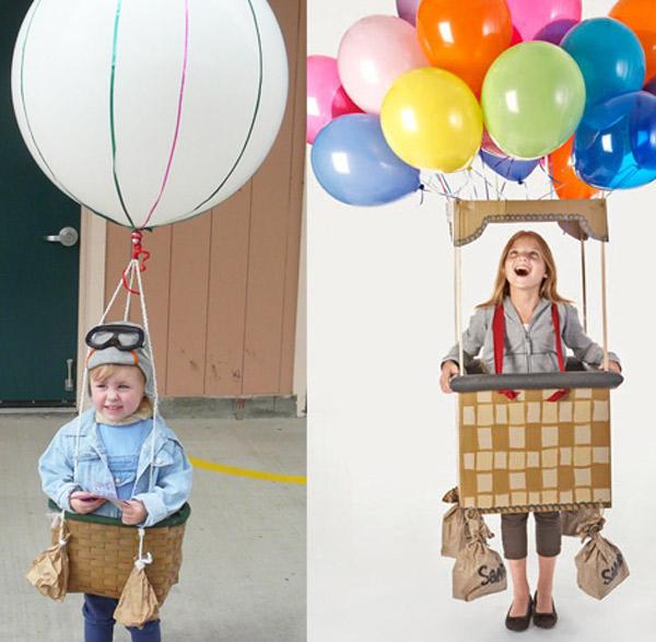 Disfraces originales para fiestas de cumplea os infantiles - Como hacer un cumpleanos original ...