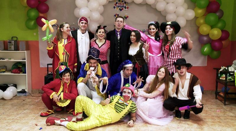 Entretenimiento fiestas cumplea os infantiles barcelona for Local fiestas infantiles barcelona