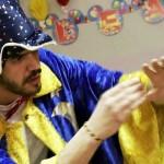 fiestas con magos en Barcelona