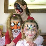 Maquillaje para niños en Barcelona