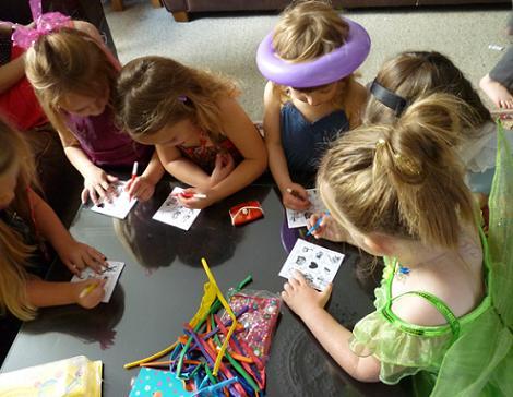 talleres para fiestas infantiles y cumpleaos