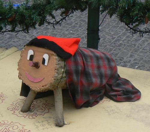 Fiestas con el Caga Tió en Barcelona