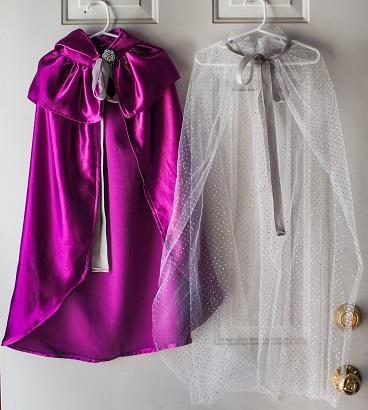 Ideas para hacer un disfraz de Frozen