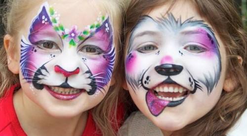 fiesta infantil de carnaval en barcelona