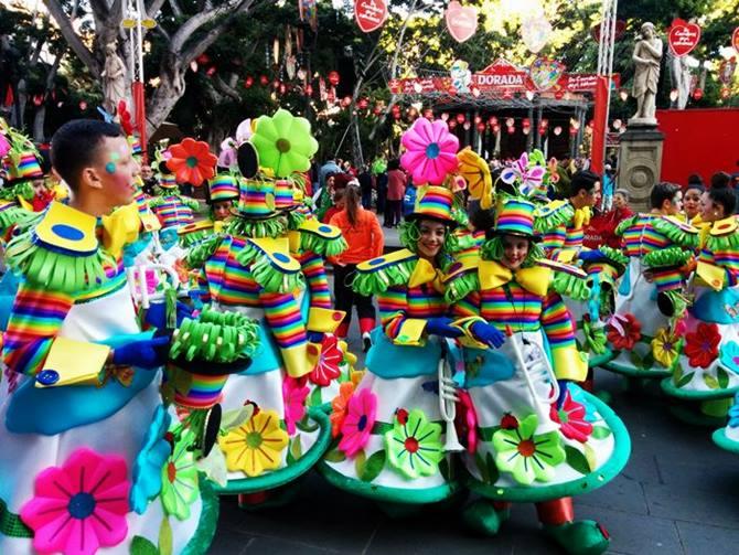 taller de disfraces para carnaval en Barcelona