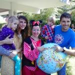 Fiestas infantiles de fin de curso al aire libre
