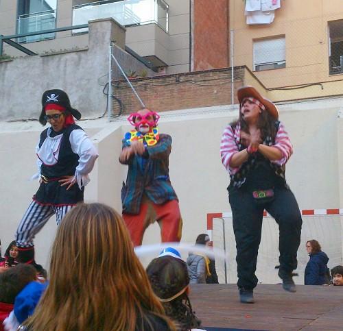 Fiestas infantiles fin de curso al aire libre