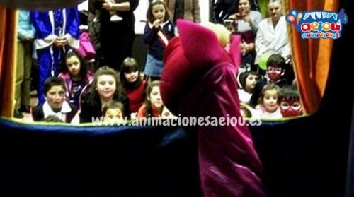 Teatro infantil para fiestas
