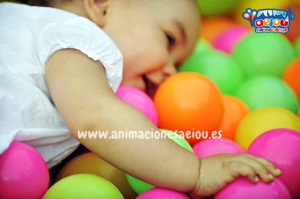 Bautizos y fiestas infantiles