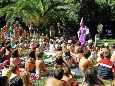 Fiestas de cumpleaños infantiles Barcelona