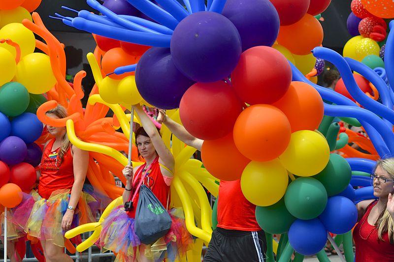 Tipos de decoración con globos
