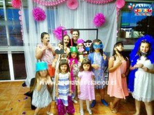Fiestas cumpleaños infantiles en Lleida