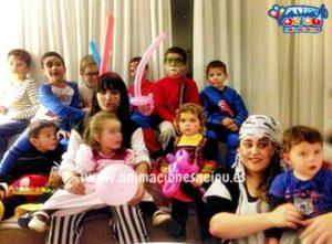 Fiestas de cumpleaños infantiles Tarragona