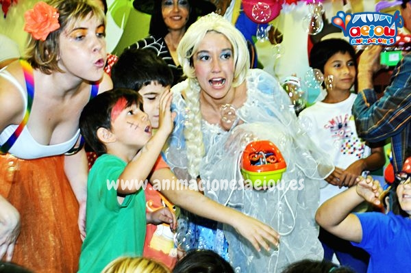 animación fiestas cumpleaños infantiles tarragona