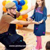 animadores de cumpleaños infantiles