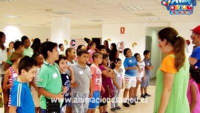 Cómo entretener a niños de 7 a 9 años en un cumpleaños infantil