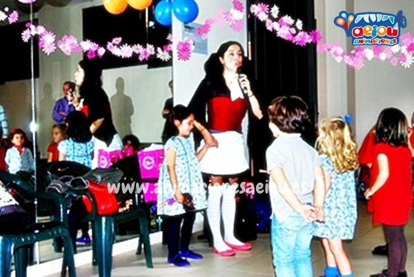 fiesta infantil Pamplona
