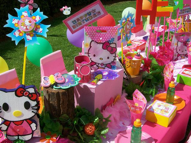 Pasos para decorar una fiesta de cumplea os infantil - Decorar cumpleanos infantil ...