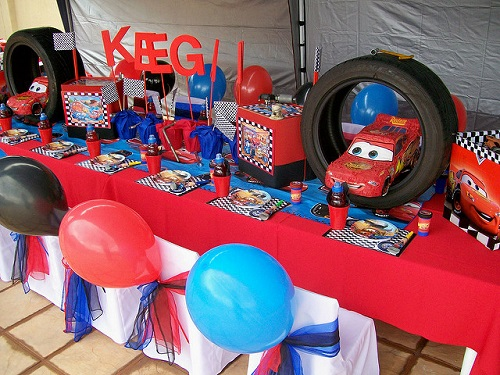 Pasos para decorar una fiesta de cumpleaños infantil