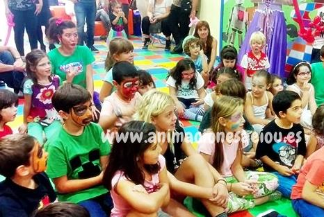 Animadores magos payasos Girona a domicilio