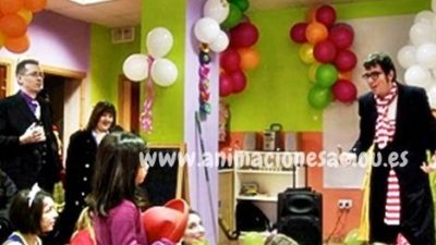 Organización de fiestas infantiles en Barcelona