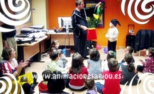 Animadores magos payasos en Tarragona