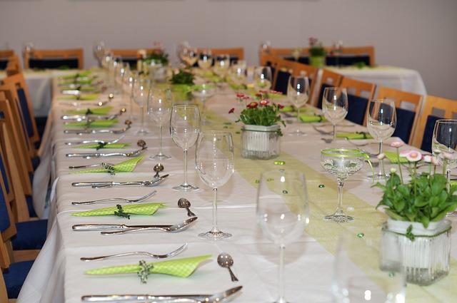 Consejos para elegir el mejor restaurante para comuniones