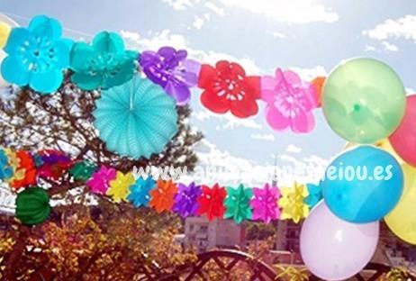 Tips para decorar fiesta infantil de forma diferente