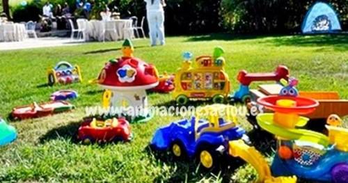 Tips para decorar una fiesta infantil de forma diferente.