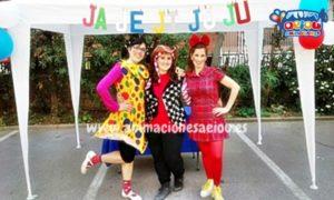 Animaciones de fiestas infantiless en Lleida