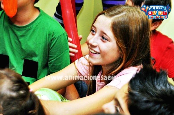 Animaciones para bautizos en Lleida