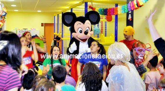 Fiestas de payasos para ni os organizar cumplea os infantiles - Organizar cumpleanos ninos ...