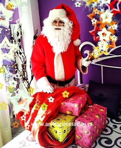 Cuentos de Papá Noel