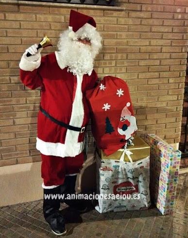 Cuentos infantiles de Papá Noel