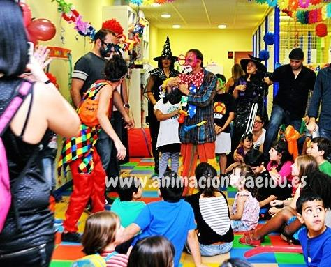 Fiestas de payasos Lleida