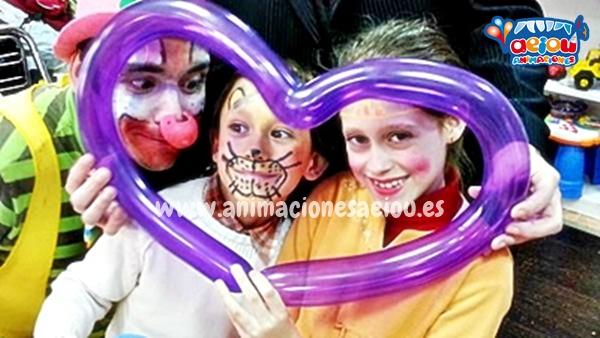 Las causas del miedo a los payasos en niños
