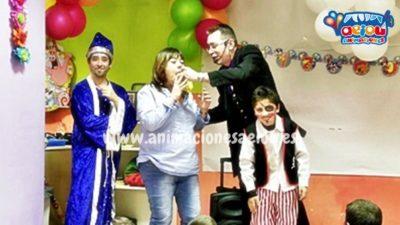 Celebrar cumpleaños infantiles en barcelona
