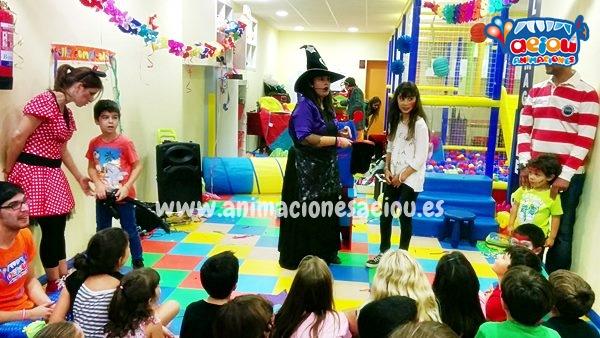 Magos para cumpleaños en Girona