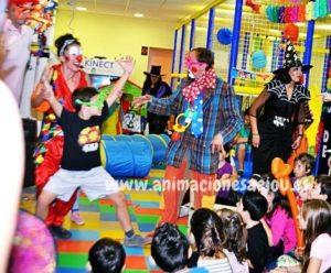 Fiestas de cumpleaños infantiles en Lleida