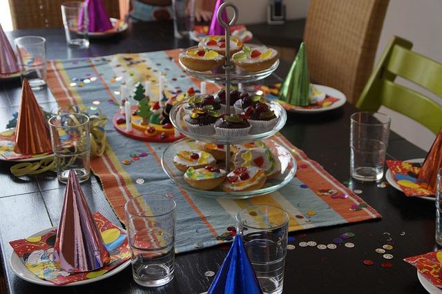 Tipo de decoración para fiestas