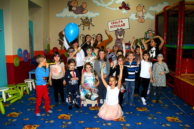 Alquilar local para fiesta de cumpleaños infantil en Barcelona