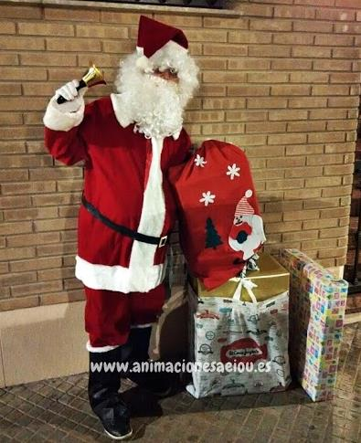 Fiestas de navidad infantiles Barcelona