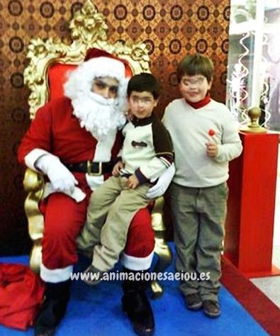 Fiestas de navidad para niños Barcelona