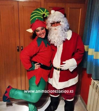 Fiestas infantiles de Navidad Barcelona